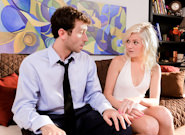 Hot Sluts : My Girlfriends Mother #06 - James Deen & Chloe Foster!