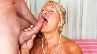 I Wanna Cum Inside Your Grandma #11, Scene #01