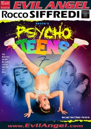 Rocco's Psycho Teens #07 DVD Cover