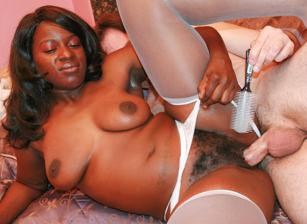 Hairy Black Pussy #02, Scene #03