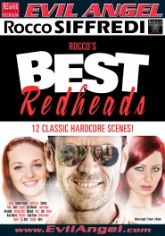 Rocco's Best Red Heads DVD Cover
