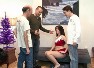 We Wanna Gangbang The Babysitter #15, Scena 2