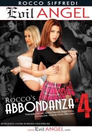 Rocco's Abbondanza #04 DVD Cover