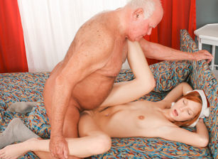 I Like Dirty Old Men #06, Scene #01