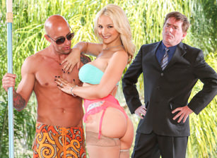 Seduced By The Boss's Wife, Scene #01