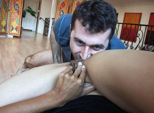 James Deen's Sex Tapes: Porn Stars, Scène 3