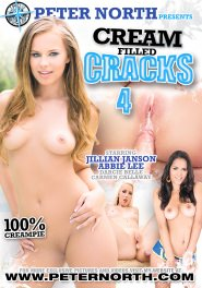 Cream Filled Cracks #04 DVD Cover