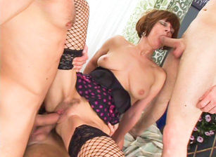 Age Before Beauty - Grandmas Vs Moms, Scene #02