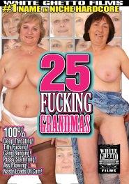 25 Fucking Grandmas DVD