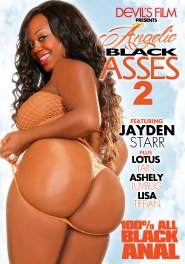 Angelic Black Asses #02 DVD Cover