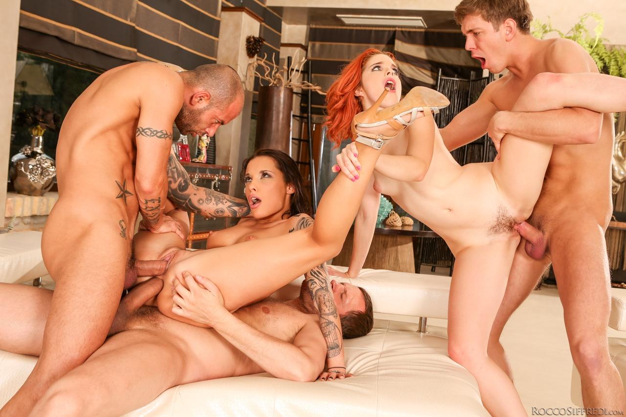 Rocco's Perfect Slaves 6 (2015)
