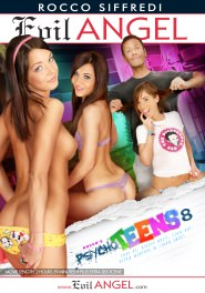 Rocco's Psycho Teens #08 DVD Cover