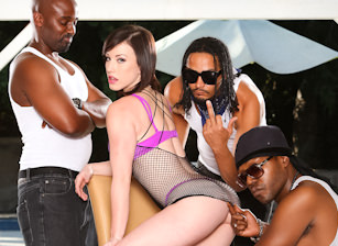 GangLand Super Gang Bang #04, Scene #03