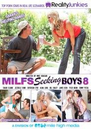 MILFS Seeking Boys #08 DVD Cover