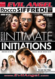 Rocco's Intimate Initiations DVD Cover