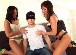 Strap On Addicts #06, Scene #01