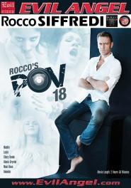 Rocco's POV #18 DVD