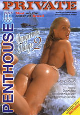 Dangerous Things #02 Dvd Cover