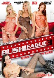 Bush League #03 DVD Cover