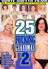 25 Fucking Grandmas #02 DVD