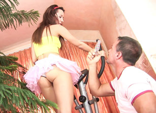 Getting Fit Escena 1