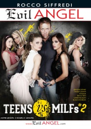 Teens Vs Milfs #02 DVD