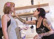 Eidyia Behind The Scenes – Joanna Angel & John Strong & Eidyia