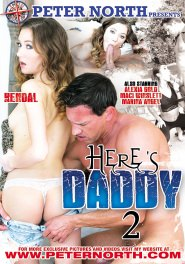 Here's Daddy #02 DVD Cover