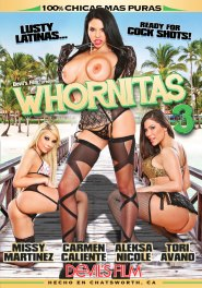 Whornitas #03 DVD Cover
