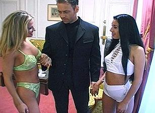 Rocco Meats An American Angel In Paris, Scene #02