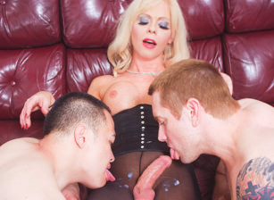 All Time Biggest Transsexual Cocks #09