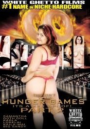This Isn't The Hunger Games - It's A XXX Spoof #02 DVD Cover