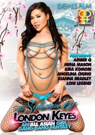 The Seduction of London Keyes DVD