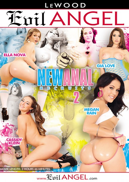 New Anal Recruits 2