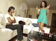 Lesbian Beauties #15 - All Black Beauties, Scene #02