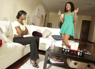 Lesbian Beauties #15 - All Black