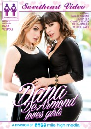 Dana DeArmond Loves Girls DVD
