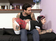 Live webcam archives episode 8 joanna angel small hands. Joanna Angel, a slutty punk schoolgirl, learns a very valuable lesson in fornication in a previously recorded live sex show. Watch brand new live streams weekly in the Burning Angel chat room!