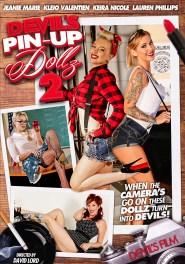 Devil's Pinup Dollz #02 DVD