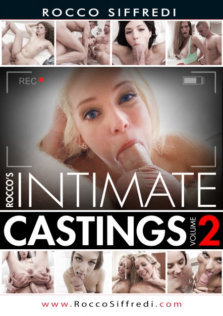 Rocco's Intimate Castings #02 Dvd Cover
