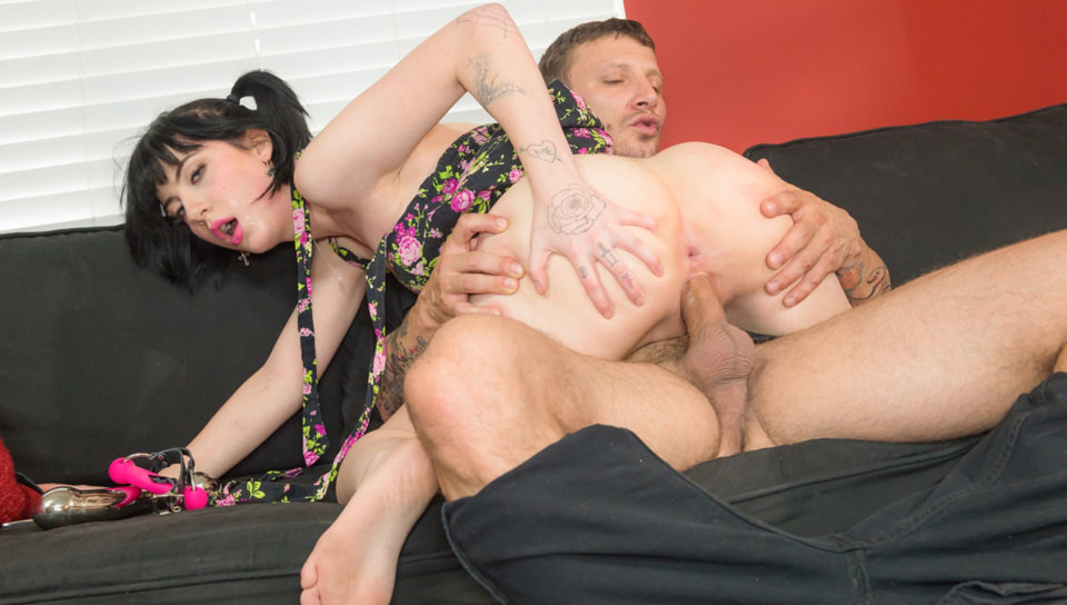 Charlotte Sartre Rough Sex, Scene #01
