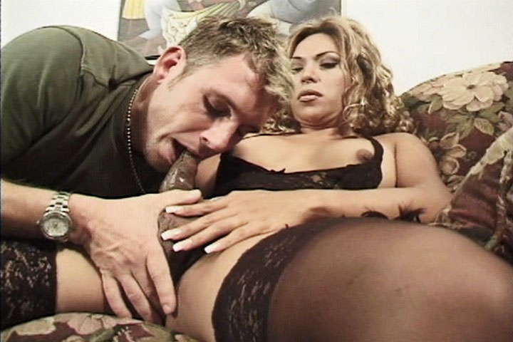 TrannyPros.com Swallow A She-Male, Scene 05