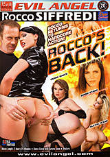 Rocco's Back DVD Cover