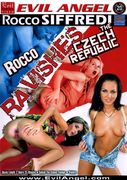Rocco Ravishes Czech Republic Dvd Cover