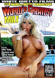 World's Greatest MILF Cream Pies DVD Cover
