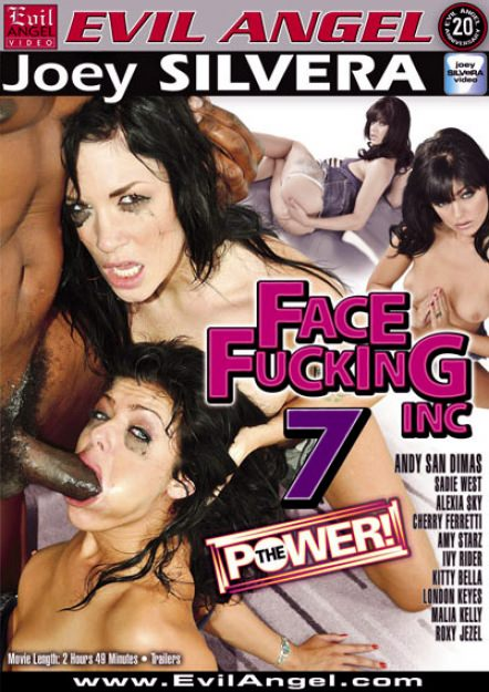Face Fucking Inc #07 Dvd Cover