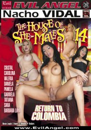 House Of She-Males #14 DVD