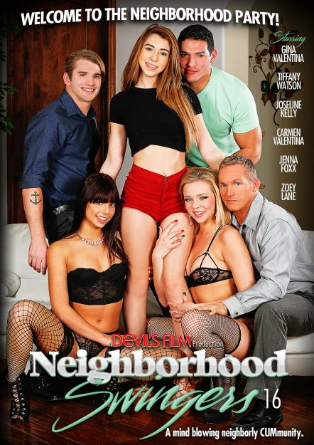 Neighborhood Swingers #16