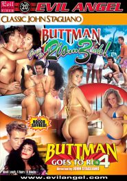 Buttman Goes To Rio #04 DVD