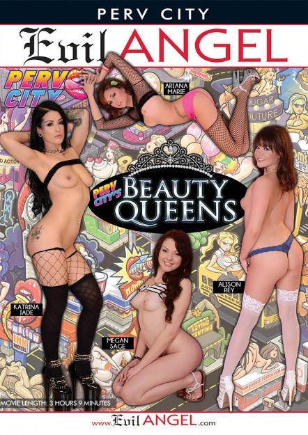 Alison Rey, Ariana Marie, Katrina Jade, Megan Sage - Evil Angel - Perv Citys Beauty Queens
